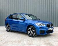 2017 BMW X1 2.0 XDRIVE20D M SPORT 5d 188 BHP £16295.00