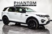 USED 2015 65 LAND ROVER DISCOVERY SPORT 2.0 TD4 HSE BLACK 5d AUTO 180 BHP