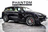 USED 2016 65 PORSCHE CAYENNE 4.8 V8 TURBO TIPTRONIC S 5d AUTO 520 BHP