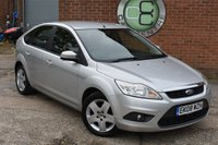 2008 FORD FOCUS 1.6 STYLE 5d AUTO 100 BHP £2890.00