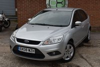USED 2008 08 FORD FOCUS 1.6 STYLE 5d AUTO 100 BHP WE OFFER FINANCE ON THIS CAR