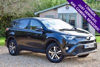 2017 TOYOTA RAV-4 2.0 D-4D BUSINESS EDITION TSS 5d 143 BHP £14995.00
