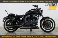 USED 2017 17 HARLEY-DAVIDSON SPORTSTER X FORTY EIGHT 1200 - ALL TYPES OF CREDIT ACCEPTED  GOOD & BAD CREDIT ACCEPTED, OVER 1000 + BIKES IN STOCK