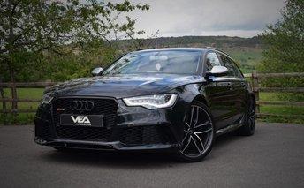2013 AUDI A6 4.0 RS6 AVANT TFSI V8 QUATTRO 5d AUTO 560 BHP £36999.00