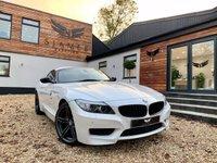 USED 2012 62 BMW Z4 2.0 Z4 SDRIVE20I M SPORT ROADSTER 2d 181 BHP