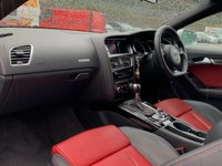USED 2012 62 AUDI A5 3.0 TFSI Black Edition S Tronic quattro 3dr Xenons/Miltek/HeatedSeat/LED