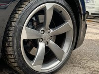 USED 2012 62 AUDI A5 3.0 TFSI Black Edition S Tronic quattro 3dr Xenons/Miltek/HeatedSeat/LED