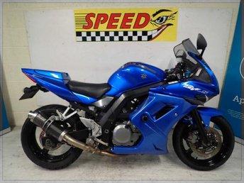 2010 SUZUKI SV 650 SK9 SV 650 SK9 £2495.00