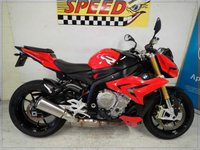 USED 2015 15 BMW S 1000 R