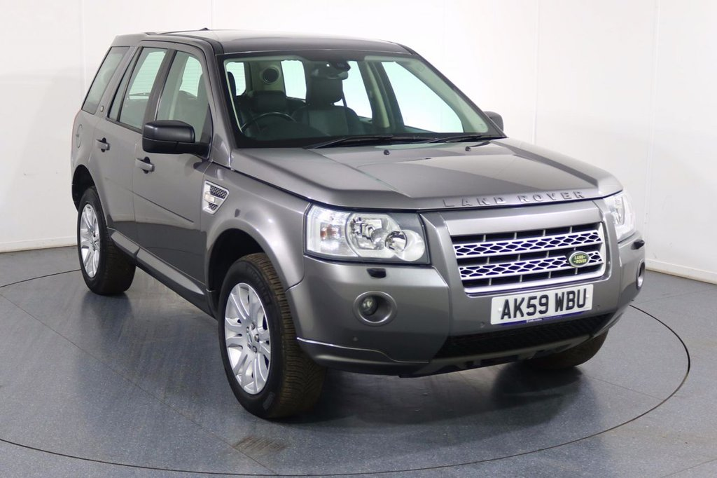 USED 2009 59 LAND ROVER FREELANDER 2.2 TD4 HSE 5d AUTO 159 BHP 8 Stamp SERVICE HISTORY