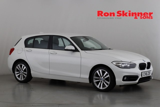View our 2016 16 BMW 1 SERIES 2.0 118D SPORT 5d AUTO 147 BHP