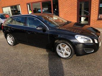 2012 VOLVO V60 2.4 D5 SE LUX 5d AUTO 212 BHP £6295.00