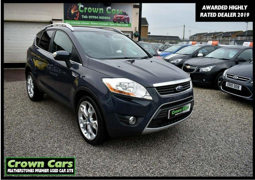 USED 2012 12 FORD KUGA 2.0 TDCi Titanium 4x4 5dr APPLY FOR FINANCE ONLINE