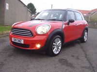 USED 2011 11 MINI COUNTRYMAN 1.6 COOPER 5d CHILLI PACK 122 BHP