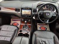 USED 2012 62 VOLKSWAGEN TOUAREG 3.0 V6 SE TDI BLUEMOTION TECHNOLOGY 5d AUTO 242 BHP ****FINANCE AVAILABLE****