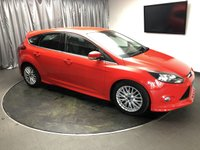 USED 2013 13 FORD FOCUS 1.6 ZETEC S TDCI 5d 113 BHP **FREE UK DELIVERY, AIR CONDITIONING, AUX INPUT, BLUETOOTH AUDIO STREAMING, BLUETOOTH TELEPHONE CONNECTIVITY, CLIMATE CONTROL, DAB RADIO, QUICK CLEAR HEATED WINDSCREEN, START/STOP SYSTEM, STEERING WHEEL CONTROLS, TRIP COMPUTER, USB INPUT