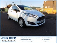 USED 2014 14 FORD FIESTA 1.6 ECONETIC TDCI 94 BHP AIR CONDITIONING  - ONE OWNER - FULL HISTORY