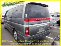 USED 2007 07 NISSAN ELGRAND Highway Star 2.5 Auto 8 Seats +ONLY48K+REAR DVD MONITOR+