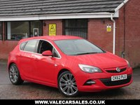 USED 2012 62 VAUXHALL ASTRA 1.6 SRI VX-LINE (ONE OWNER+FULL HISTORY) 5dr ONE OWNER FROM NEW AND FULL SERVICE HISTORY