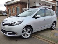 2014 RENAULT GRAND SCENIC 1.5 DYNAMIQUE TOMTOM ENERGY DCI S/S 5d 110 BHP SOLD
