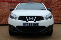 USED 2013 63 NISSAN QASHQAI 1.6 DCI 360 IS 5d 130 BHP