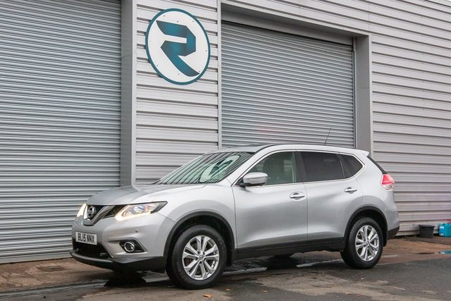 USED 2015 15 NISSAN X-TRAIL 1.6 DCI ACENTA 5d 130 BHP