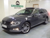 USED 2016 66 VOLKSWAGEN PASSAT  2.0 TDI BlueMotion Tech GT (s/s) 5dr