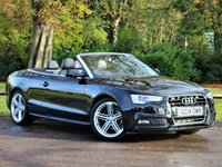 USED 2014 14 AUDI A5 2.0 TDI S LINE SPECIAL EDITION 2d 175 BHP £247 PCM With £1299 Deposit
