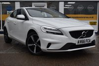 USED 2016 66 VOLVO V40 2.0 T2 R-DESIGN 5d 120 BHP NO DEPOSIT FINANCE AVAILABLE