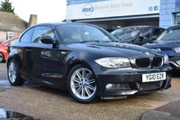 USED 2010 10 BMW 1 SERIES 2.0 120D M SPORT 2d 175 BHP NO DEPOSIT FINANCE AVAILABLE