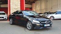 2015 MERCEDES-BENZ C CLASS 2.0 C 200 SPORT 2d AUTO 181 BHP £18984.00