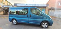 USED 2010 10 RENAULT TRAFIC 2.0 SL27 SPORT DCI 4d 115 BHP MOTABILITY DISABLED RAMP WE CAN CREATE A CUSTOM CONVERSION FOR YOU! GET IN TOUCH TODAY!