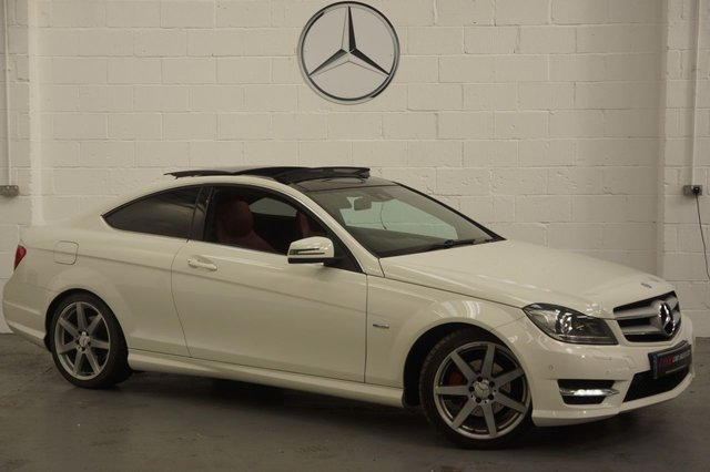 2011 11 MERCEDES-BENZ C CLASS 2.1 C220 CDI BLUEEFFICIENCY AMG SPORT 2d AUTO 170 BHP  SOLD TO PAUL FROM SHEFFIELD