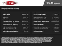 USED 2013 57 FORD FOCUS 1.6 TITANIUM TDCI 115 5d 114 BHP LOOKS AND DRIVES REALLY NICE: SPACIOUS: