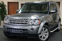 USED 2010 60 LAND ROVER DISCOVERY 3.0 4 TDV6 XS 5d AUTO 245 BHP
