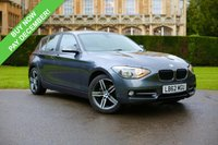USED 2013 62 BMW 1 SERIES 2.0 116D SPORT 5d AUTO 114 BHP