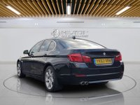 USED 2012 62 BMW 5 SERIES 2.0 520D SE 4d AUTO 181 BHP **FREE RAC 6 MONTHS WARRANTY INC** ***RAC 82 POINT INSPECTED**