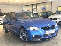 USED 2017 17 BMW 3 SERIES 3.0 335D XDRIVE M SPORT 4d 308 BHP BM PERFORMANCE STYLING+PLUS PK