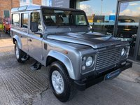 2013 LAND ROVER DEFENDER 2.2 TD COUNTY STATION WAGON 122 BHP