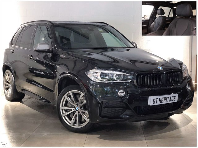2015 15 BMW X5 M50D [PAN][7 SEATS][HK][376 BHP]