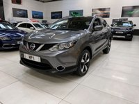 USED 2016 66 NISSAN QASHQAI 1.5 DCI ACENTA 5d 108 BHP TECH PACK+ COMFORT PACK