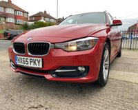 2015 BMW 3 SERIES 2.0 318D SPORT TOURING 5d 141 BHP POA