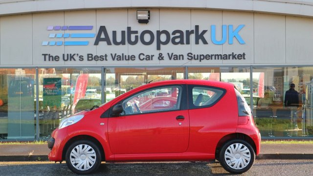 USED 2007 57 CITROEN C1 1.0 VIBE 3d 68 BHP * GREAT VALUE AT OUR LOW PRICE *