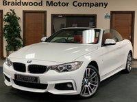 USED 2014 BMW 4 SERIES 3.0 435D XDRIVE M SPORT 2d AUTO 309 BHP