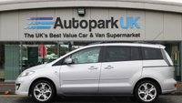 USED 2008 08 MAZDA MAZDA 5 2.0 SPORT 5d 145 BHP LOW DEPOSIT OR NO DEPOSIT FINANCE AVAILABLE