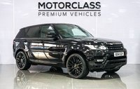 USED 2015 14 LAND ROVER RANGE ROVER SPORT 3.0 SDV6 AUTOBIOGRAPHY DYNAMIC 5d AUTO 288 BHP