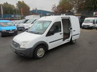 USED 2009 59 FORD TRANSIT CONNECT LONG WHEEL BASE H-ROOF 1.8 TDCI DIESEL T230 90 BHP NO VAT TO PAY  ££ FINANCE AVAILABLE £££ FORD TRANSIT CONNECT NO VAT TO PAY
