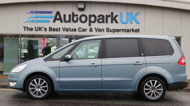 USED 2010 10 FORD GALAXY 2.0 GHIA TDCI 5d 143 BHP LOW DEPOSIT OR NO DEPOSIT FINANCE AVAILABLE