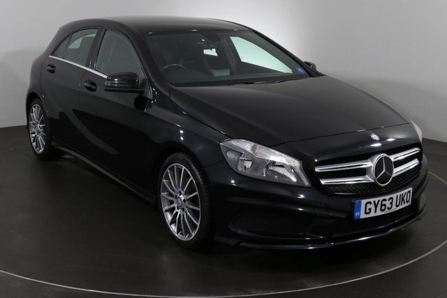 2013 63 MERCEDES-BENZ A CLASS 1.8 A200 CDI BLUEEFFICIENCY AMG SPORT 5d AUTO 136 BHP