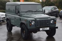 USED 2013 LAND ROVER DEFENDER 2.2 D DPF Hard Top 3dr EX-ARMY*AIR CON*MT/R MODULAR